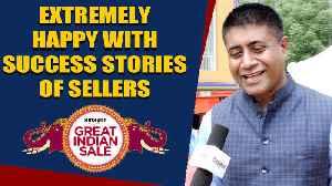 AMAZON REACHES OUT TO BHARAT : Gopal Pillai, Vice President Seller Services, Amazon India [Video]