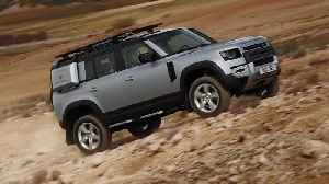 The new Land Rover Defender - Heat testing [Video]