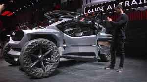 Audi at the IAA Frankfurt 2019 [Video]