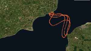 Sarah Thomas: Cancer survivor becomes first to swim English Channel four times non-stop [Video]