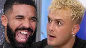 Is Drake the new member of Jake Paul's Team 10? [Video]