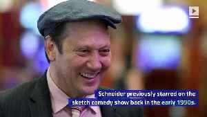 Rob Schneider Criticizes 'SNL' For Firing Shane Gillis [Video]