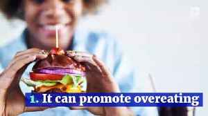 4 Reasons Why Soda Is Bad for You [Video]