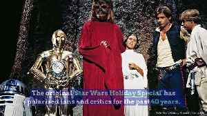 Jon Favreau Wants to Remake the 'Star Wars Holiday Special' [Video]