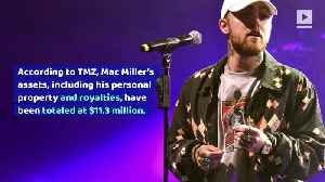 Mac Miller's $11 Million Fortune to Be Split Between Friends and Family [Video]