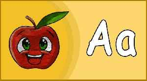 Letter A song for kindergarten - how to pronounce letter A in english nursery rhymes video [Video]