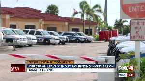 Marco Island Police Officer on paid leave [Video]