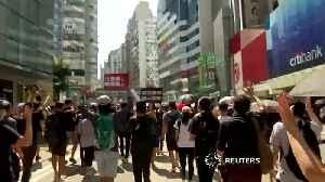 Hong Kong activists seek support in U.S. Congress [Video]