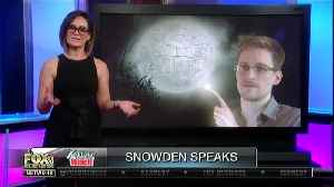 Edward Snowden Will Come Back To U.S. If The Government Agrees To A Fair And Public Trial [VIDEO] [Video]