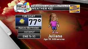Weather Kid - Juliana [Video]