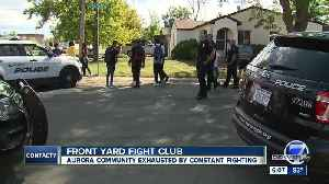 Students, neighbors clash near Aurora Central High School as complaints rise about trash, truancy [Video]