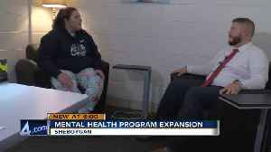 Sheboygan mental health program expands to elementary schools [Video]