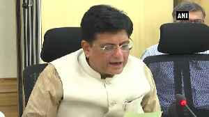 Export Credit Guarantee Corporation's new scheme to enhance loan availability to exporters Piyush Goyal [Video]