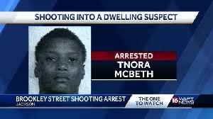 Police make arrest after shots fired into south Jackson home [Video]