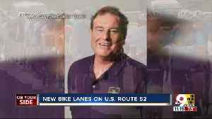 New ODOT bike lanes could save lives on Route 52 [Video]