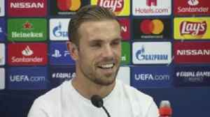 Henderson: Too early to be CL favourites [Video]