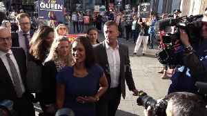 Brexit Supreme Court case: Gina Miller arrives to challenge suspension of Parliament [Video]