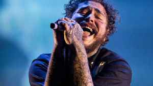 Post Malone tops 'Billboard' 200 with 'Hollywood's Bleeding' [Video]