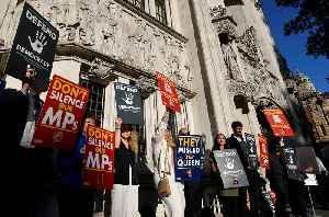 UK Supreme Court Hears Challenge On Parliament's Suspension [Video]