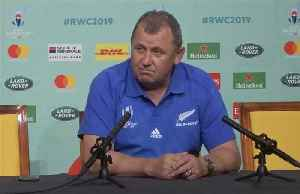 All Blacks 'at a heightened state' ahead of first clash against South Africa [Video]