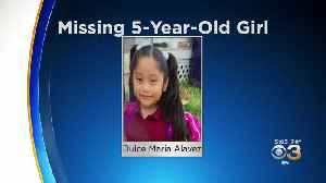 Police Search For Missing 5-Year-Old Girl In Bridgeton [Video]
