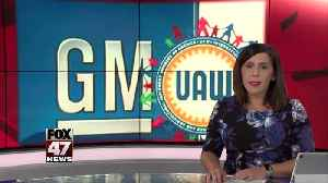 UAW strike will affect suppliers [Video]