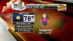 Weather Kid - Isabella [Video]