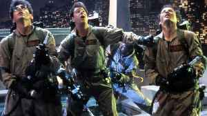 News video: Dan Aykroyd confirms role in upcoming 'Ghostbusters' sequel