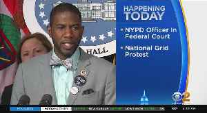 Jumaane Williams To Join National Grid Protest [Video]