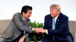 Trump Says U.S. Has Reached Trade Deal With Japan
