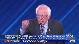 AFLCIO Workers' Presidential Summit To Be Held At Pennsylvania Convention Center [Video]