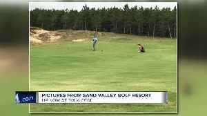 Tee time in Wisconsin: Sand Valley unlike any golf course you've played [Video]