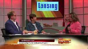 Greater Lansing Tourism Ambassadors Program - 9/17/19 [Video]