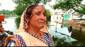 India dams: Villages swamped by floodwaters [Video]