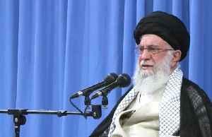 Iran's Khamenei rejects talks with United States. [Video]