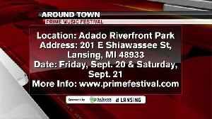 Around Town - Prime Music Festival - 9/17/19 [Video]