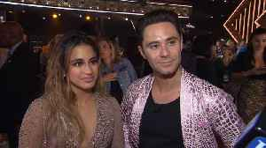 News video: Ally Brooke On First 'DWTS' Performance, New Single