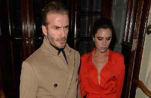 Victoria and David Beckham 'share skincare' [Video]