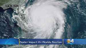 Hurricane Dorian Cost Florida Tourism Dollars As It Skirted By [Video]
