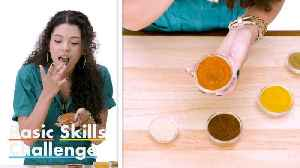 50 People Try to Identify 6 Spices [Video]