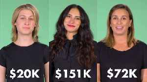 Women of Different Salaries on If They Got a $5,000 Medical Bill [Video]