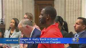 No Increase In R. Kelly's Bond In Cook County; Woman Who Posted His Bail Can't Get Money Back [Video]