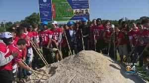 Miami Beach Senior High To Get New Athletic Field [Video]