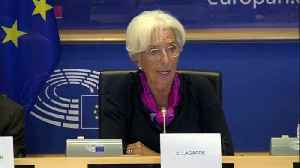 Christine Lagarde gets European Parliament approval as next ECB chief [Video]