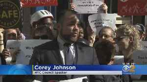 NYC Council Speaker Pushes 'Streets Master Plan' For More Bike Lanes [Video]