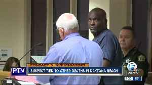 DNA helps law enforcement tie West Palm Beach man to multiple homicides in Florida [Video]
