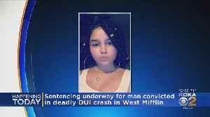 Man Sentenced In Deadly West Mifflin DUI Crash [Video]