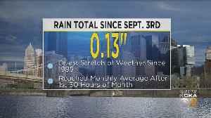 KDKA-TV Afternoon Forecast (9/18) [Video]