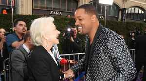 Helen Mirren and Will Smith team up to help fight homelessness [Video]