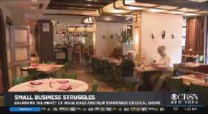 Small Business Owners Say New Work Rules Are Hurting Their Bottom Line [Video]